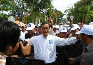 Sam Rainsy, photo source: rfa.org