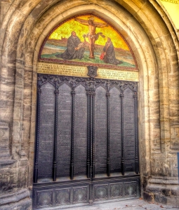 luther door